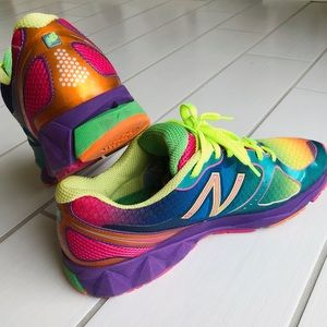 New Balance 890 Revlite Rainbow Sneakers MENS (12)
